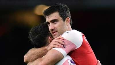 Sokratis Arsenal 2018-19