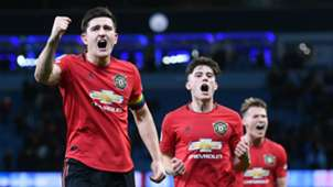 Harry Maguire Manchester United Manchester City