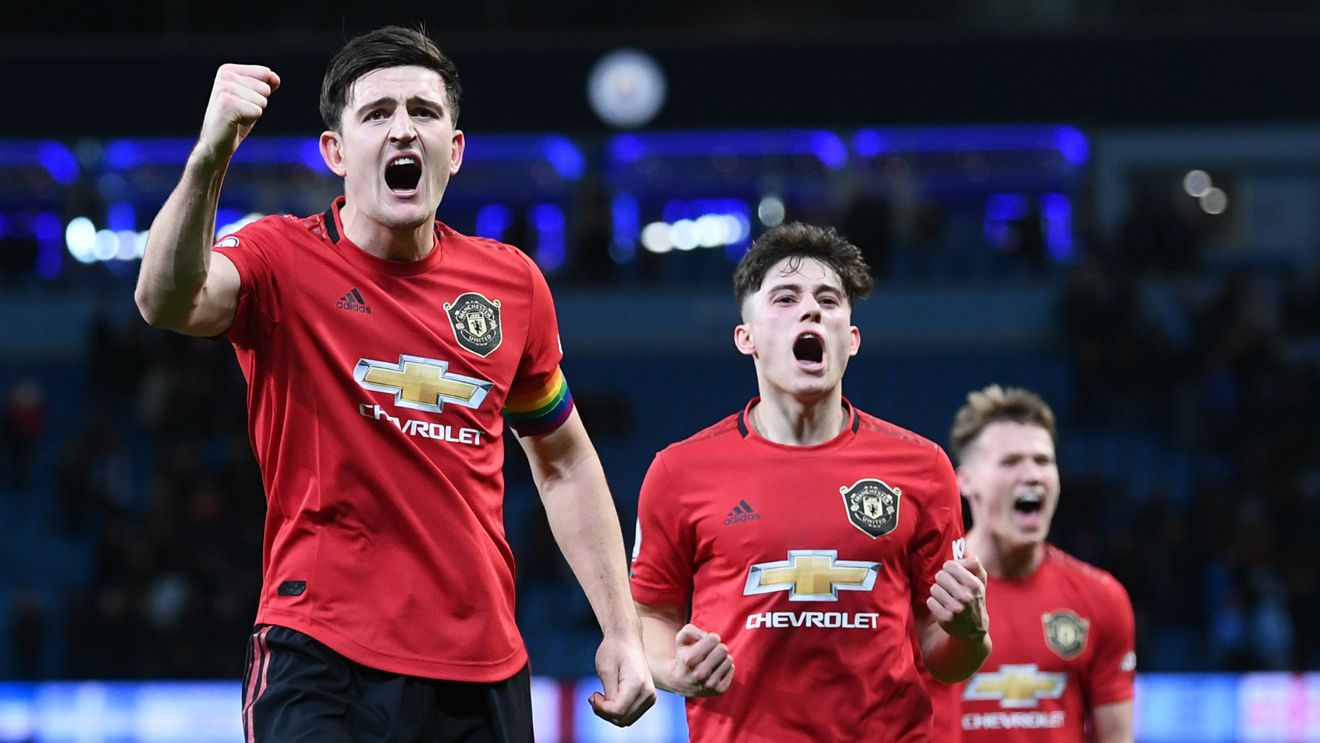 If Manchester United Don T Motivate You You Re In Wrong Sport Maguire On Playing For The Badge At Old Trafford Goal Com