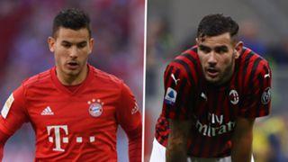 Lucas Hernandez, Theo Hernandez, Bayern Munich, AC Milan