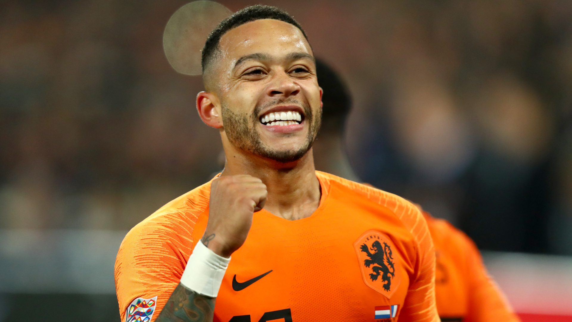 I know that there is interest' - Depay confirms Barcelona are considering  transfer | Goal.com