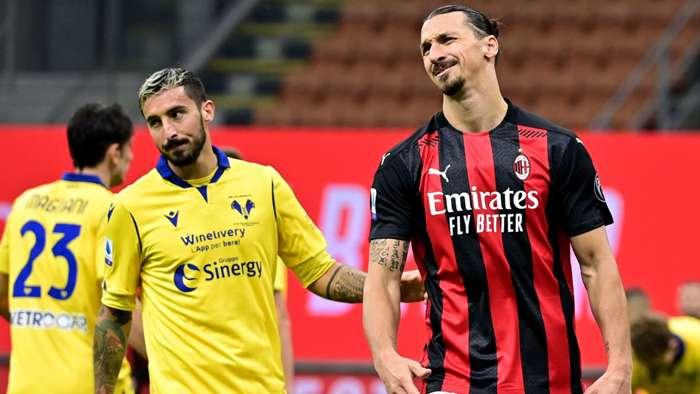 Ibrahimovic - Milan Verona