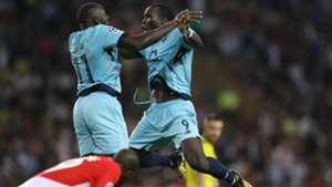 Moussa Marega & Vincent Aboubakar of FC Porto