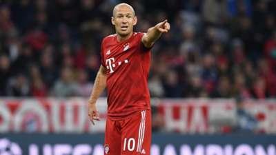 Arjen Robben Bayern Munchen