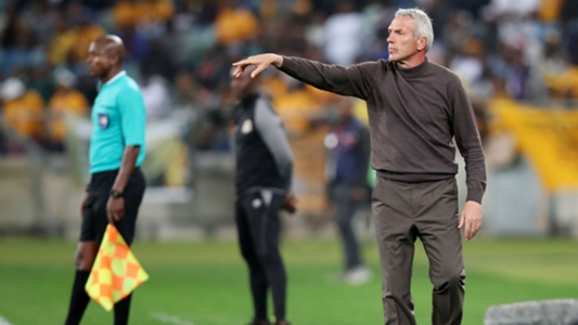 'Kaizer Chiefs' football against Golden Arrows was not a delicacy' - Middendorp