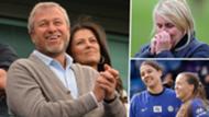 Roman Abramovich and Chelsea Women