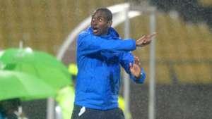Rulani Mokwena assistant coach of Mamelodi Sundowns