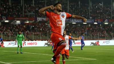 Ferran Corominas FC Goa Mumbai City