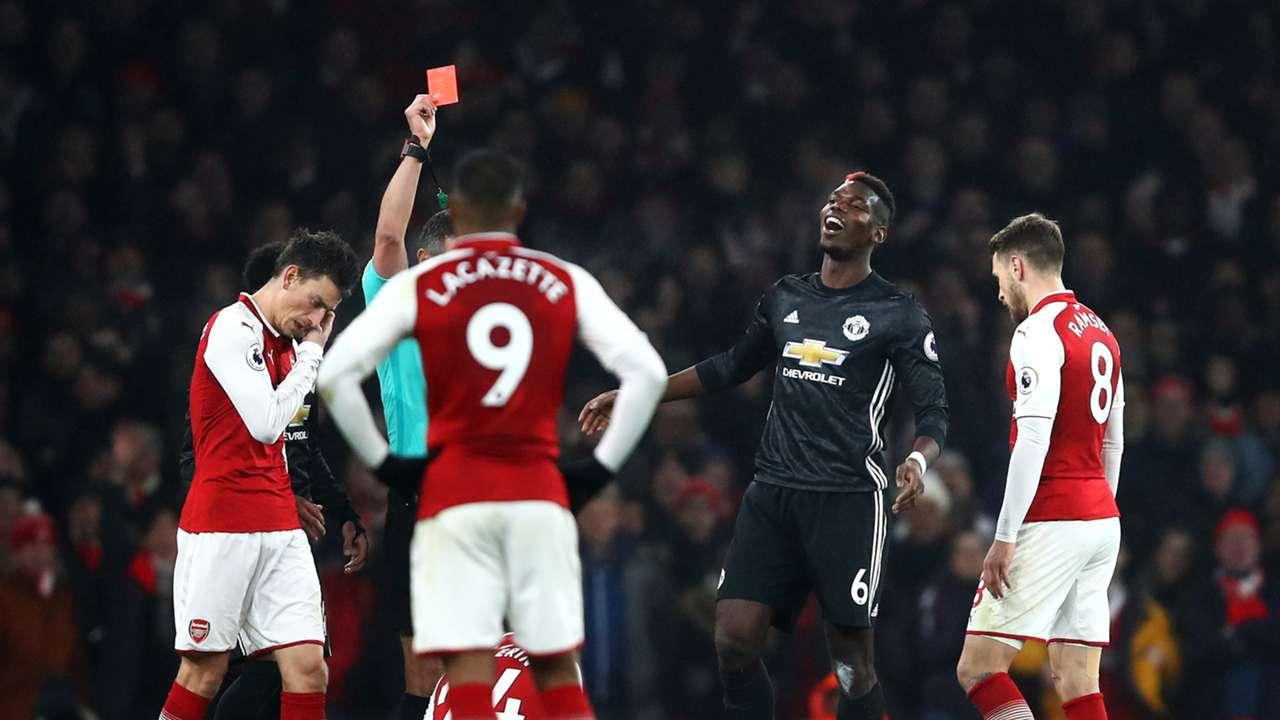 Paul Pogba Manchester United