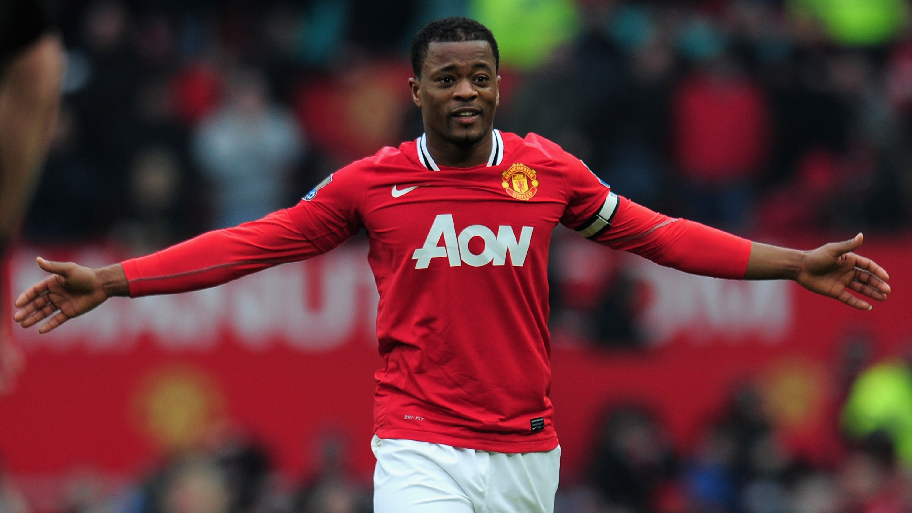 Evra: I'm not scared to say that I've begged for money