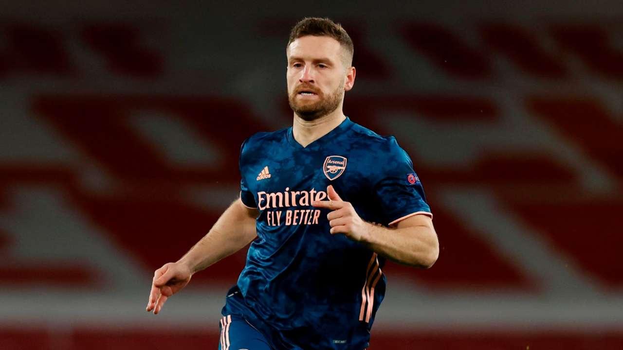 Shkodran Mustafi Arsenal 2020-21