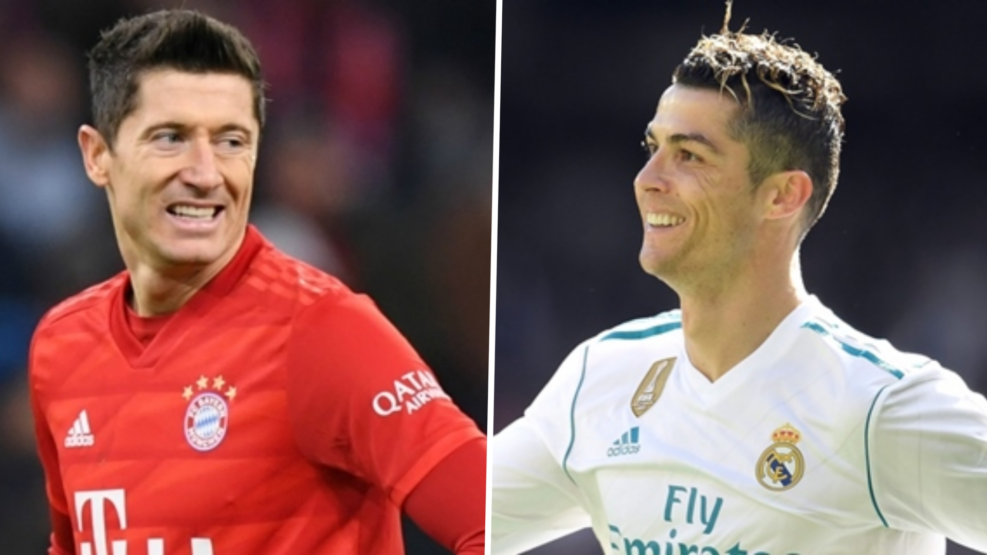 Lewandowski wanted to join Real Madrid to play with Ronaldo, claims Bayern Munich striker's former agent