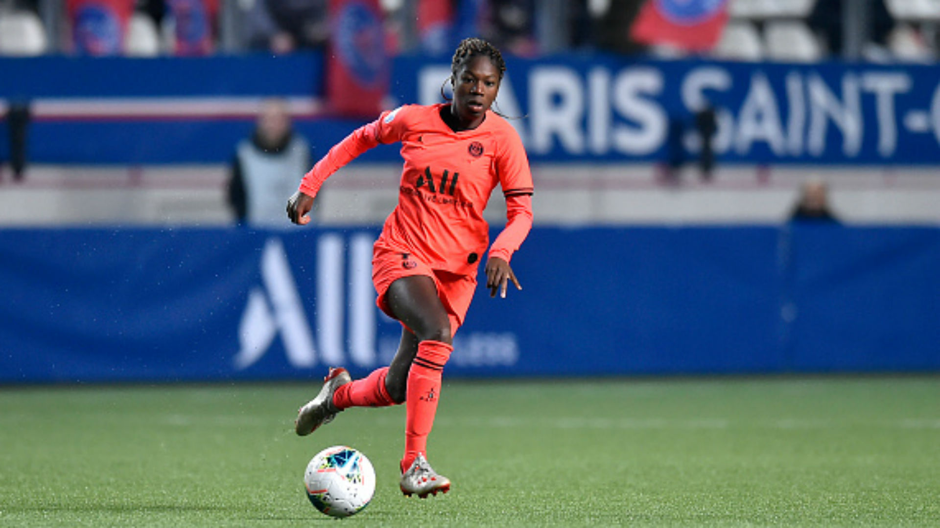 Diallo to leave PSG for NWSL loan at Utah Royals