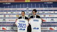 Sylvinho & Juninho Pernambucano - Olympique Lyonnais 2019