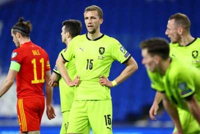 Tomas Soucek Wales vs Czech Republic 03.30.2021