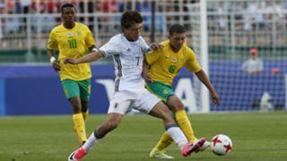 Japan Under-20, Ritsu Doan & South Africa Under-20, Grant Margeman