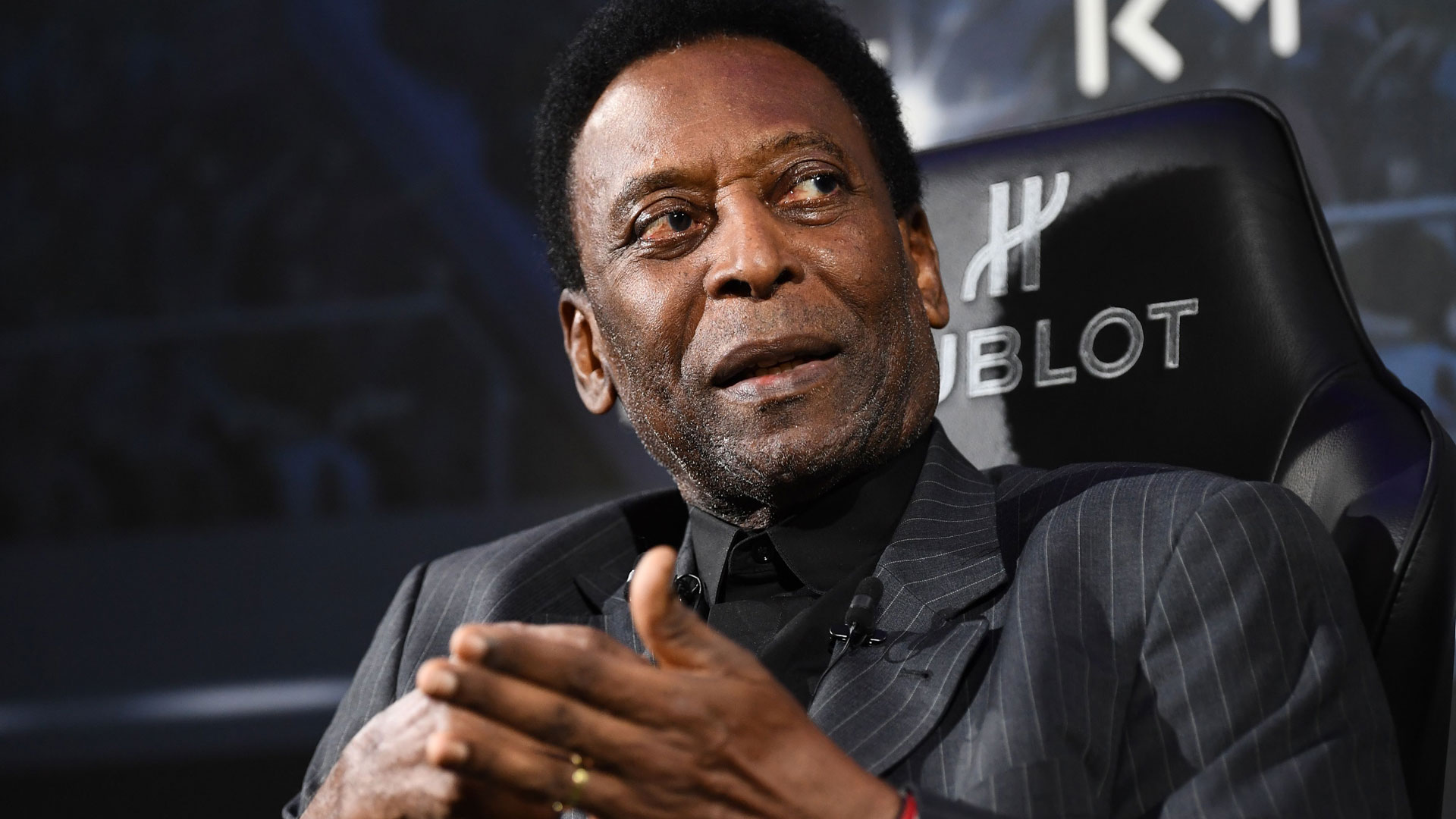 Pelé reta a Cristiano Ronaldo a romper su récord de goles