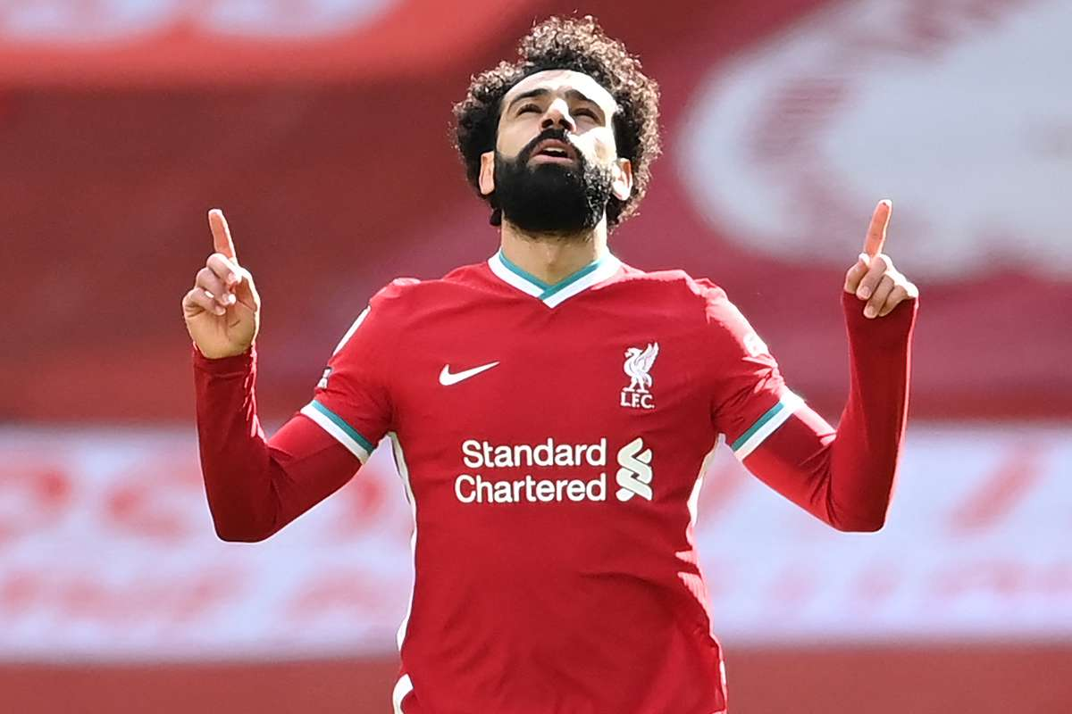 Finally!' – Relief for Salah as Liverpool earn first win at Anfield since December 16   Goal.com