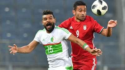 Hilal Soudani Algeria