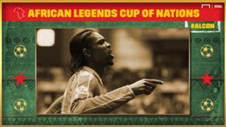 African Legends Cup of Nations: Nwankwo Kanu