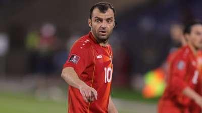 Euro 2020 Top 100 Goran Pandev