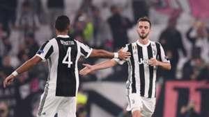 Benatia Pjanic - Juventus