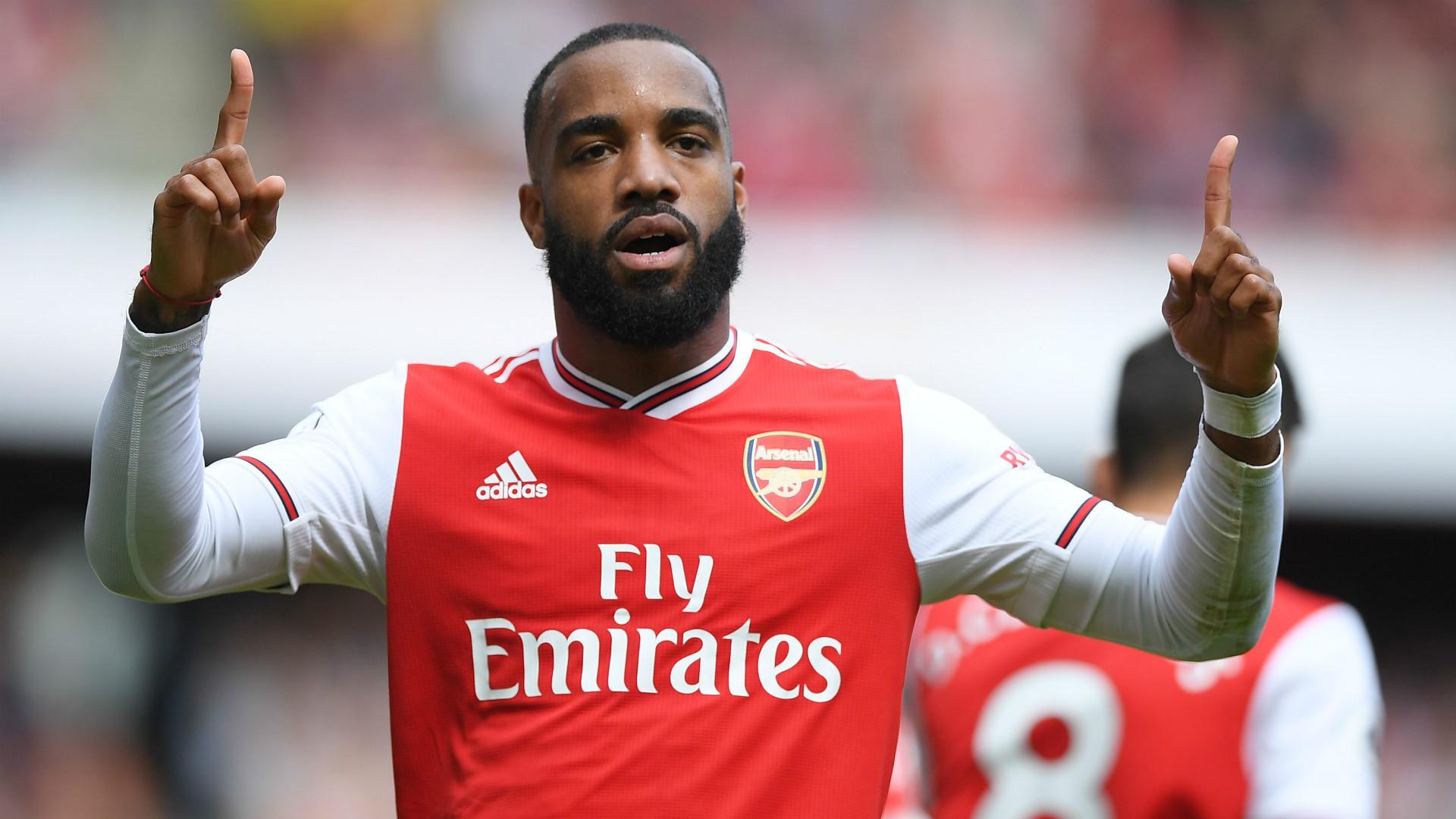 Lacazette insists Arsenal squad definitely still support Emery   Goal.com