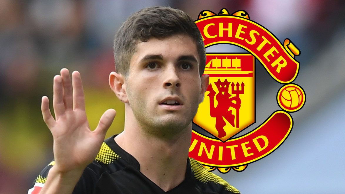 Christian Pulisic Man Utd