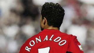 Cristiano Ronaldo Man Utd