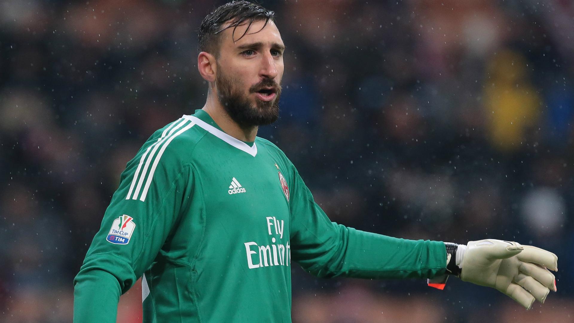 Antonio Donnarumma amuleto del Milan: zero goal subiti e 100% di ...