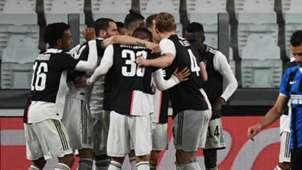 Juventus celebrate 2019-20