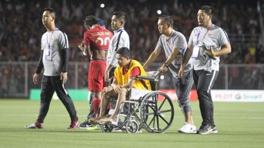 CĐV Indonesia điên cuồng chỉ trích Văn Hậu, gọi chiến thắng của U22 Việt Nam là 'bẩn thỉu' | Goal.com