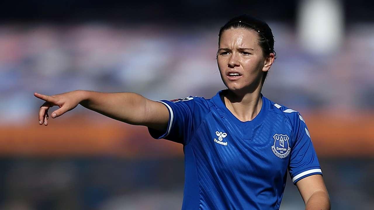 Damaris Egurrola Everton Women 2020-21