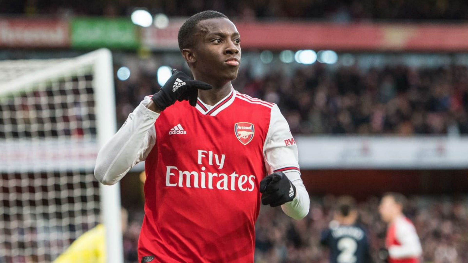 Official: Ghana initiates move to lure Arsenal's Nketiah away from England