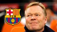 Ronald Koeman Barcelona Netherlands