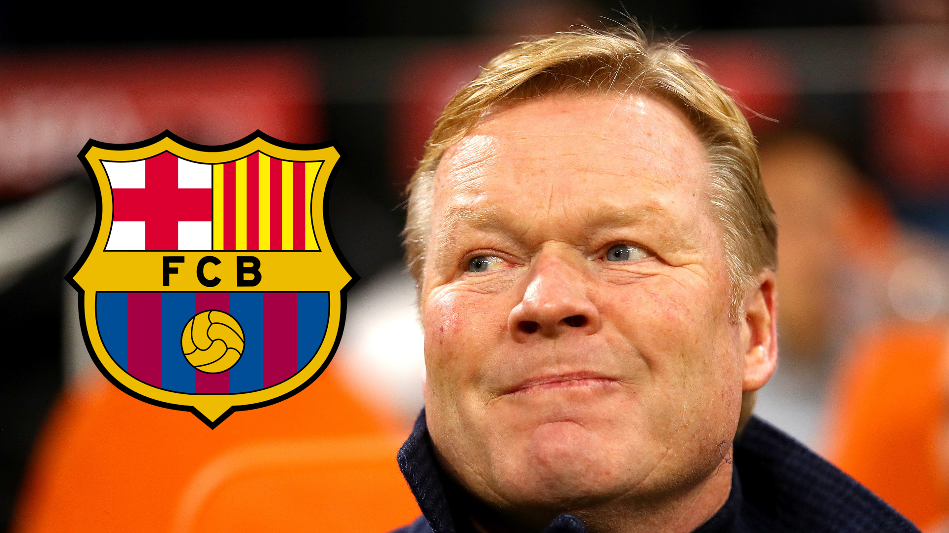 Everyone knows my dream is to coach Barca - Koeman