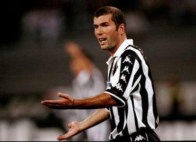 Zinedine Zidane Juventus 1999