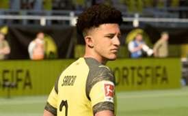 Jadon Sancho FIFA 19