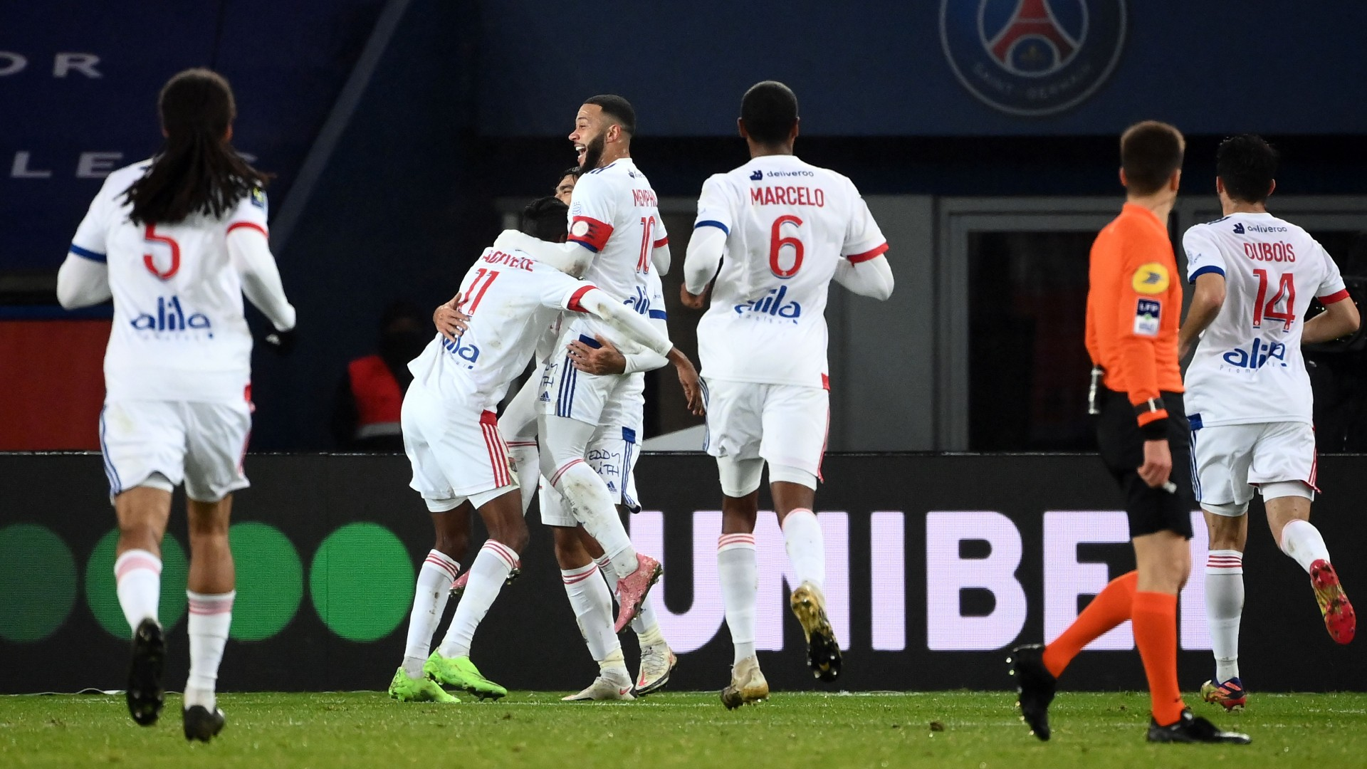 Toko Ekambi and Kadewere help Lyon extend unbeaten Ligue 1 run against Simon's Nantes