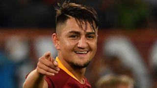 Cengiz Under Roma 2018-19