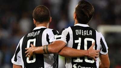 Dybala Higuain Juventus