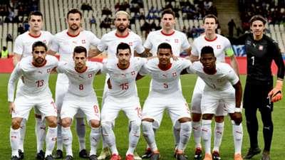 World Cup Switzerland