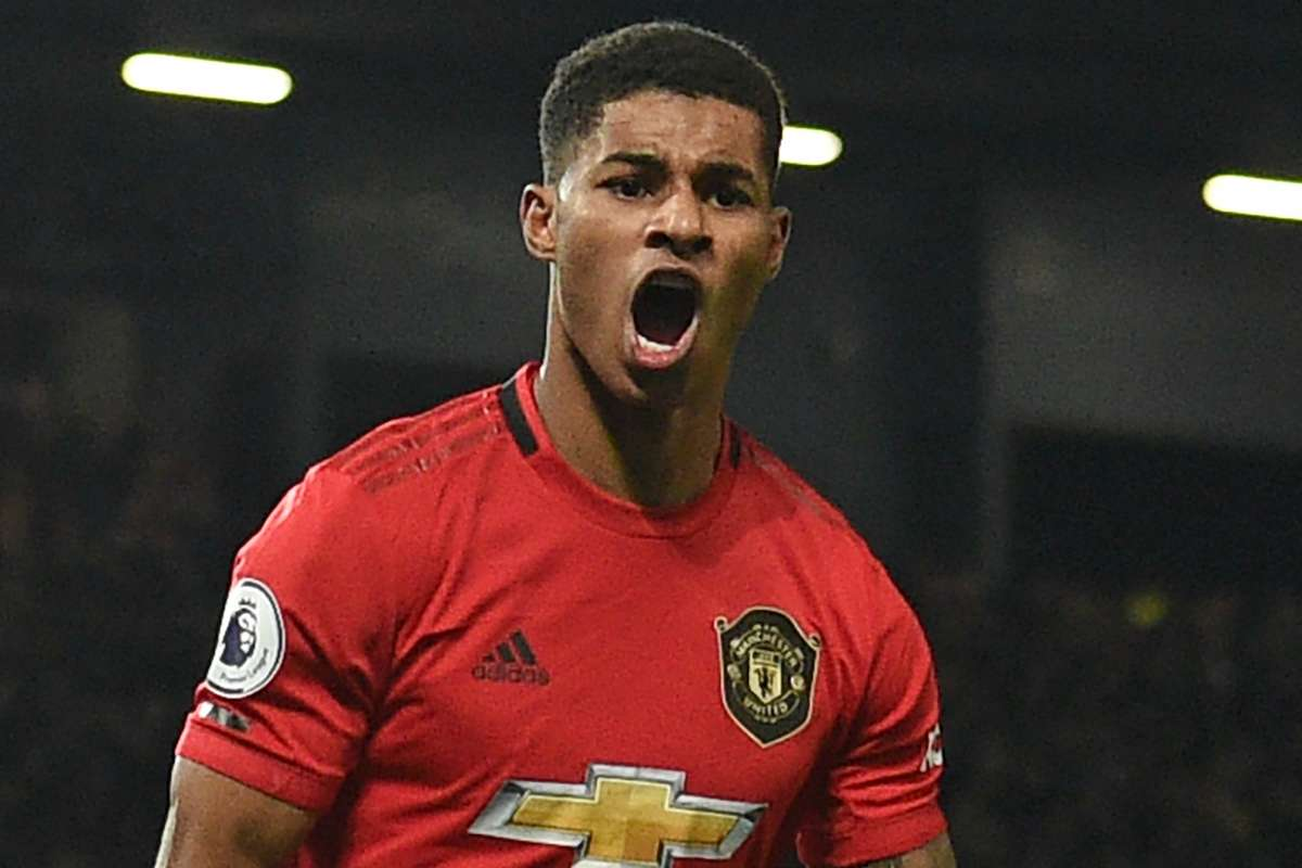 Bang Up For Another Derby Rashford Excited As Man Utd Draw Man City In Carabao Cup Semi Finals Goal Com