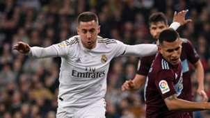 Eden Hazard Real Madrid Celta