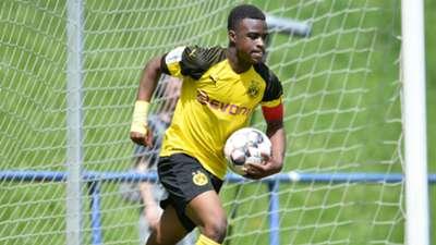 GER ONLY Youssoufa Moukoko Borussia Dortmund U19 2019