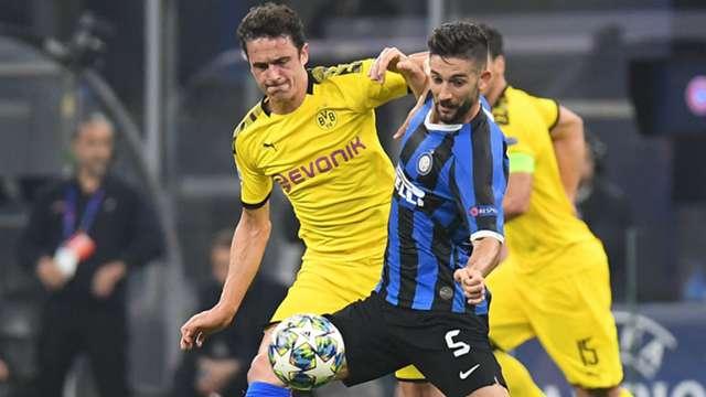 Wer Ubertragt Bvb Vs Inter Mailand Heute Live Im Tv Und