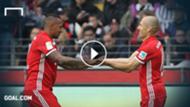 GFX Arjen Robben Jerome Boateng Bayern Munchen