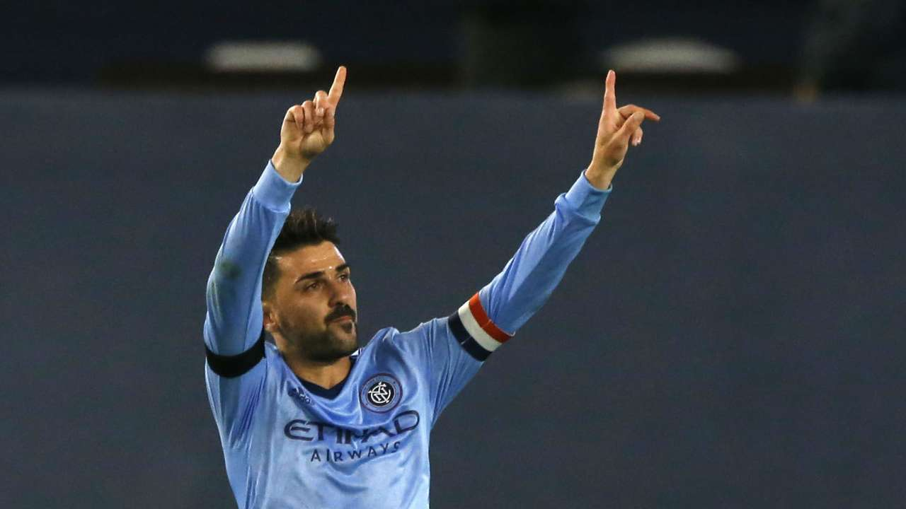 David Villa, New York City FC