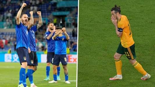 Italien vs. Wales heute live sehen: TV, LIVE-STREAM, LIVE-TICKER, Highlights, Aufstellung - die Übertragung der EM 2021   Goal.com