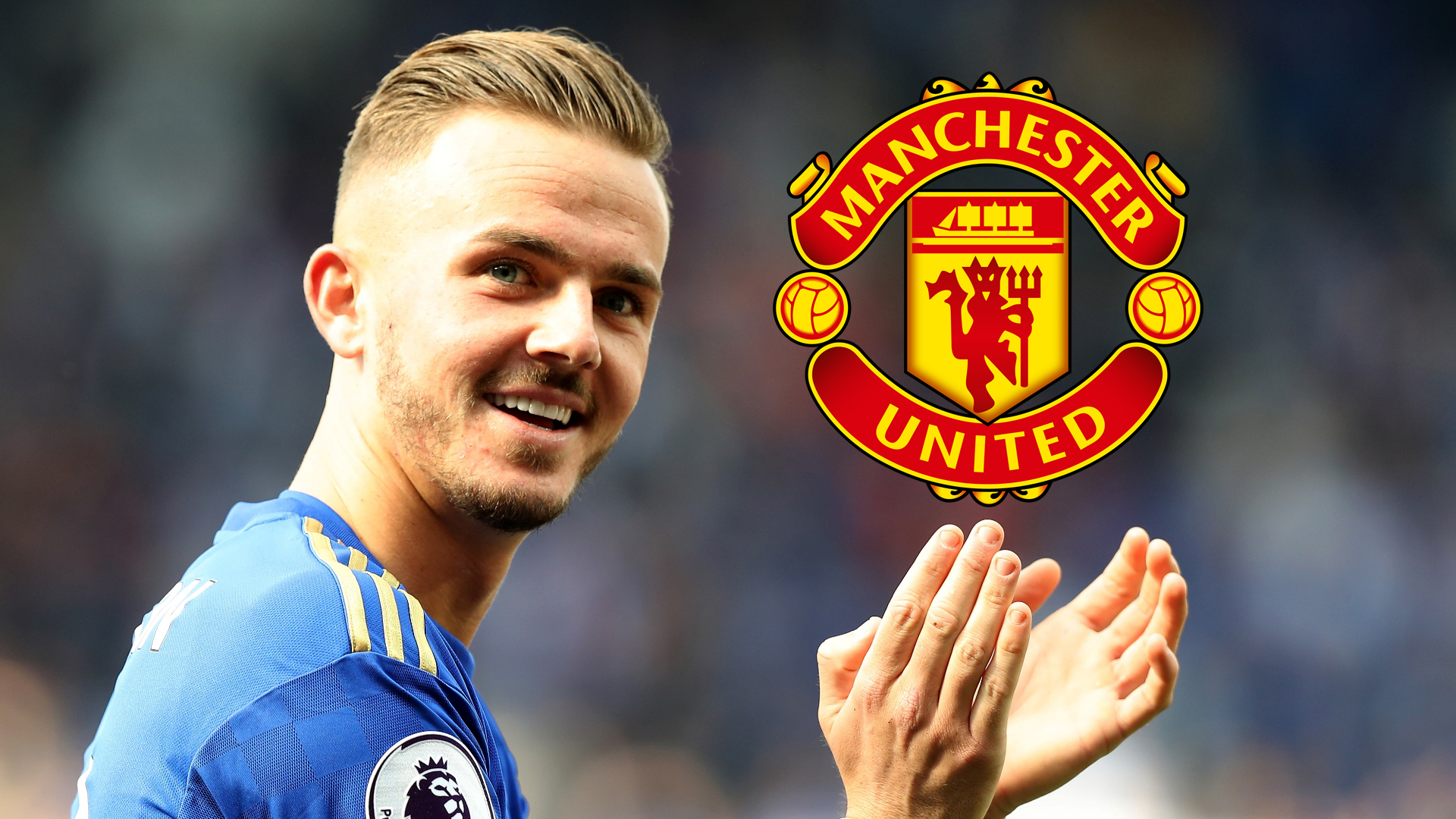 Image result for James Maddison To Man Utd